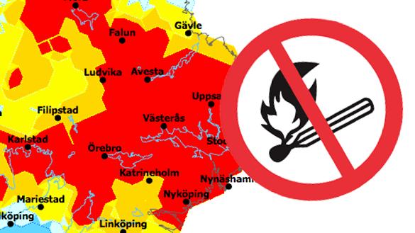 förbjuden ukrainare stor i Eskilstuna