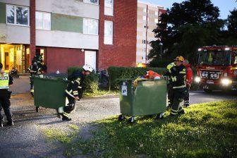 Soprumsbrand i Årby