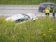 Olycka vid E20