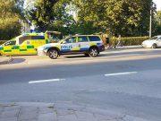 Olycka på Hamngatan